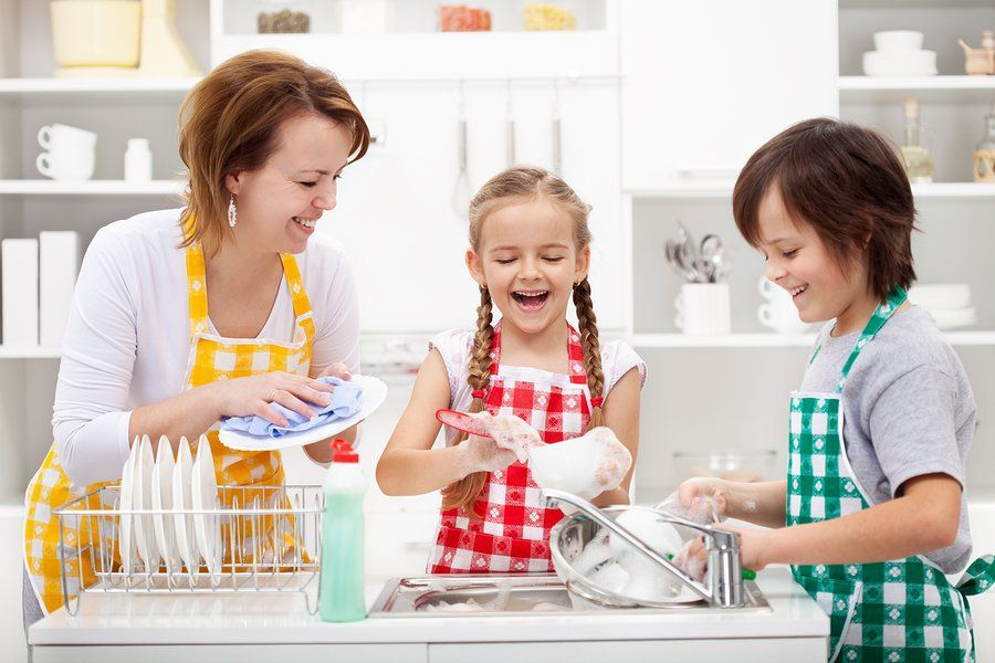 Household Chores For All Ages